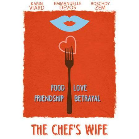 Marithe Girbaud - The Chef's Wife [On a failli être amies]