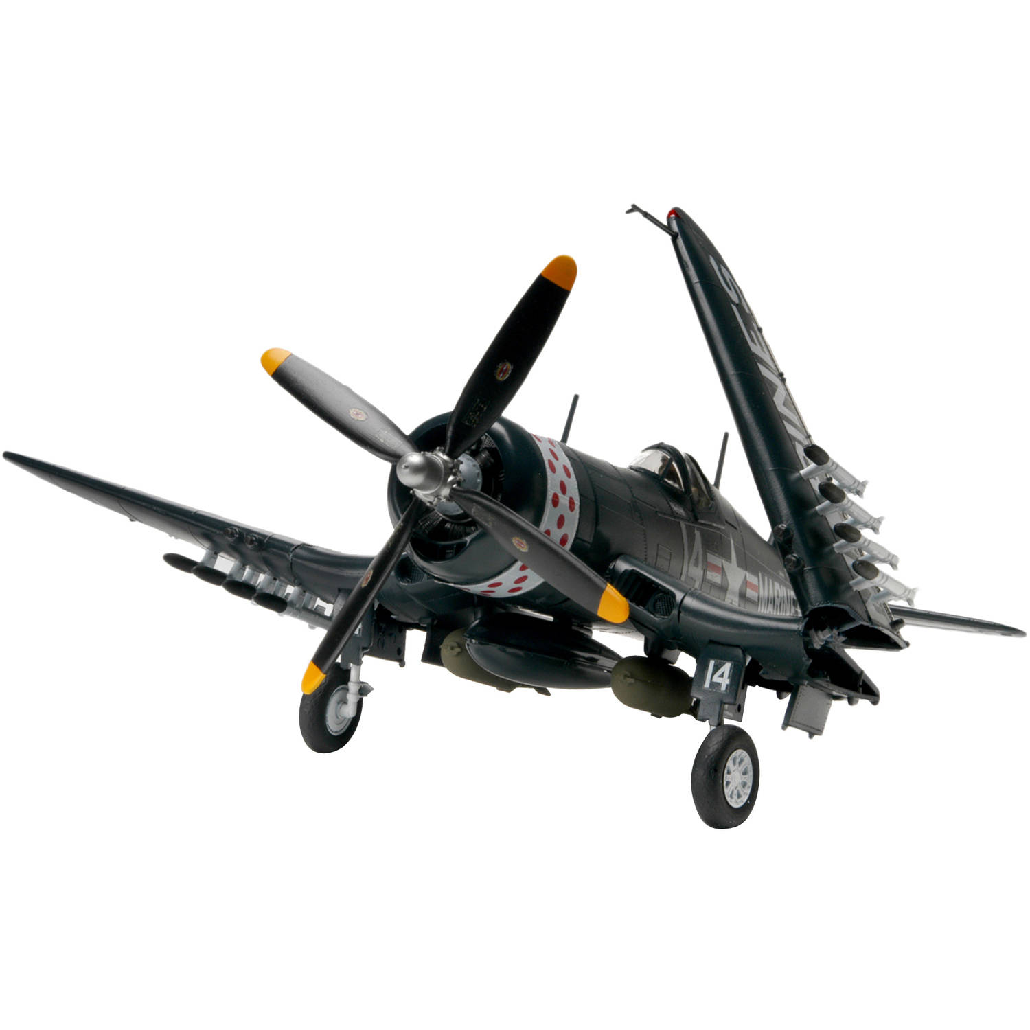 Revell 1:48 Corsair F4U-4 Model Kit by Revell