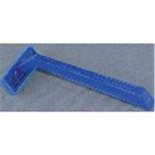 Bulk Savings 312969 Twin Blade Razor- Case of 1000