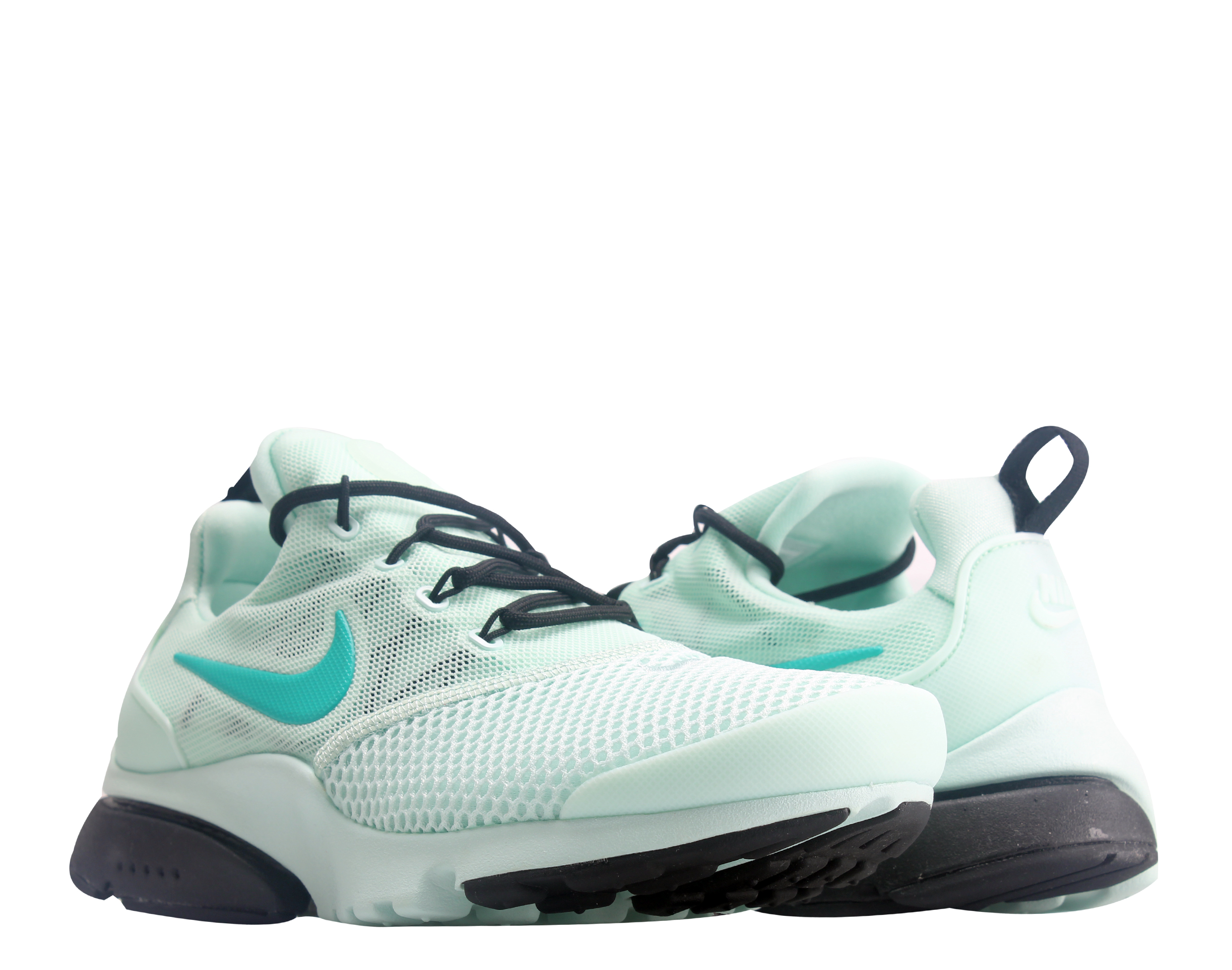 Nike Presto Fly Igloo/Clear Jade Black Mint Women's Running Shoes