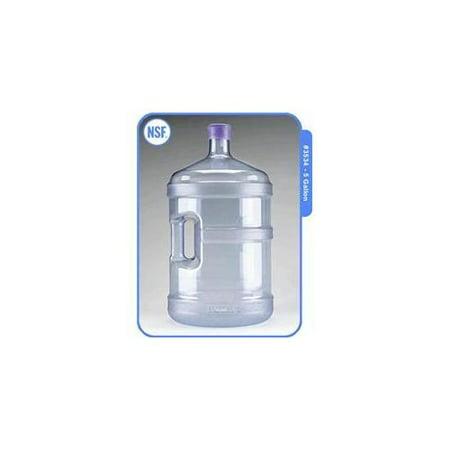(5 Gallon Reusable Polycarbonate Water Bottle)