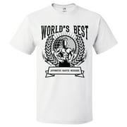 World's Best Automotive Master Mechanic T Shirt Gift for Automotive Master Mechanic Shirt Gift