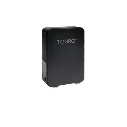 Hitachi Touro Desk 4TB External Hard Drive - USB 3.0 Interface, 7200 RPM  - 0S03396