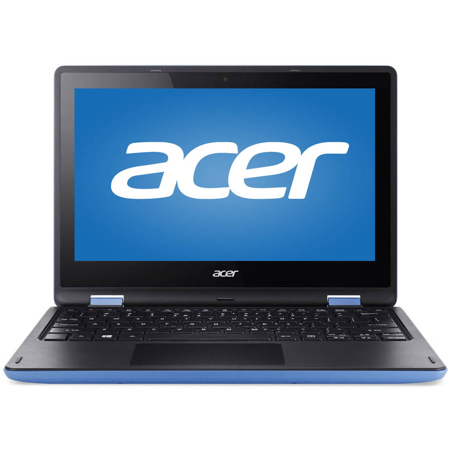 "Acer Aspire R3-131 11.6"" Laptop, Touchscreen, Windows 10 Home, Intel Pentium N3710 Processor, 4GB RAM, 64GB eMMC Drive"