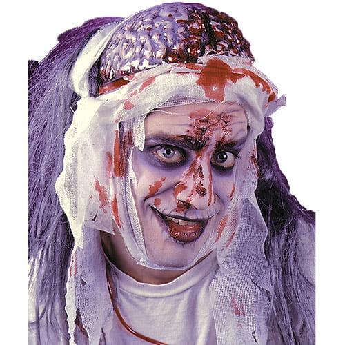Bleeding Brain Headpiece Adult Halloween Accessory