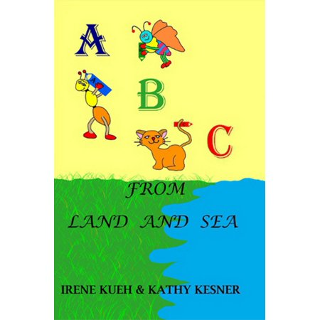 ABC From Land And Sea - eBook