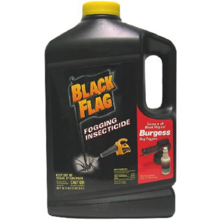 Black Flag 64 OZ Fogger Insecticide For Use With Black Flag & Burgess