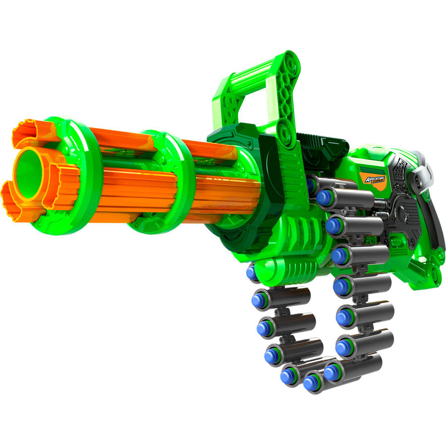 Dart Zone Scorpion Gatling Blaster