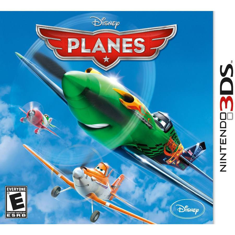 Disney Planes (Nintendo 3DS) - Pre-Owned