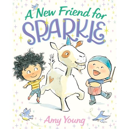 A New Friend for Sparkle : A Story about a Unicorn Named (Code Names For Best Friends)