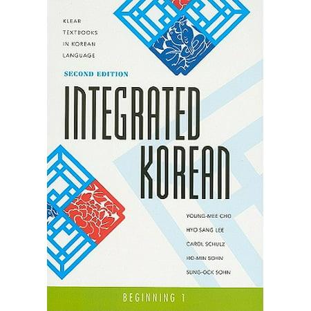 Integrated Korean : Beginning 1, Second Edition