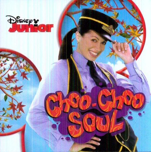 Choo Choo Soul (Includes DVD)