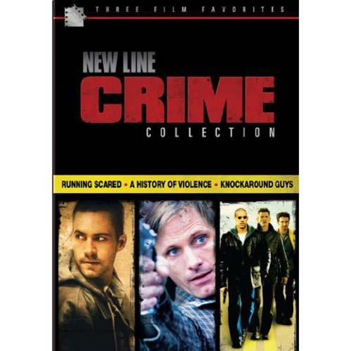 New Line Crime Collection: Running Scared / A History Of Violence / Knockaround Guys (Widescreen)