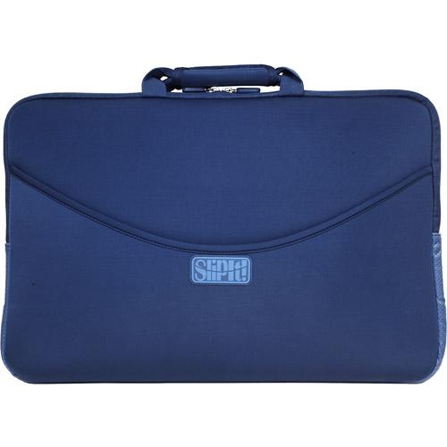"PC Treasures SlipIt! 17.3"" Laptop Case, Navy Blue"