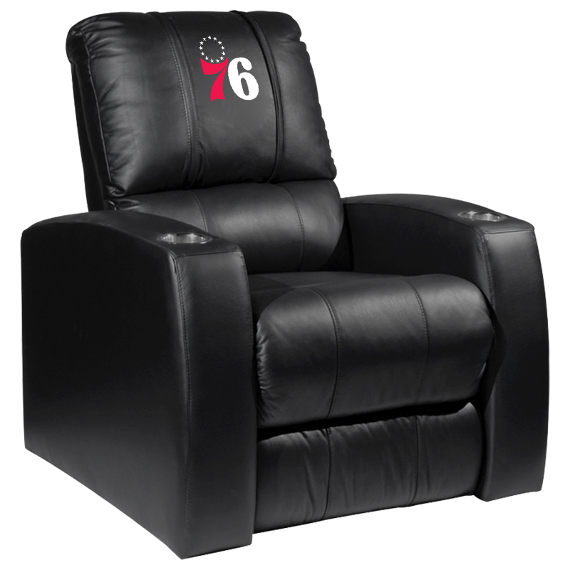 Philadelphia 76ers NBA Relax Recliner with Primary Logo Panel