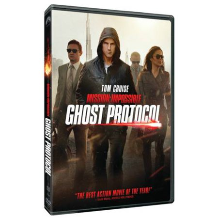 Mission  Impossible   Ghost Protocol  With Instawatch   Widescreen