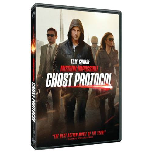 Mission: Impossible - Ghost Protocol (With INSTAWATCH) (Widescreen)