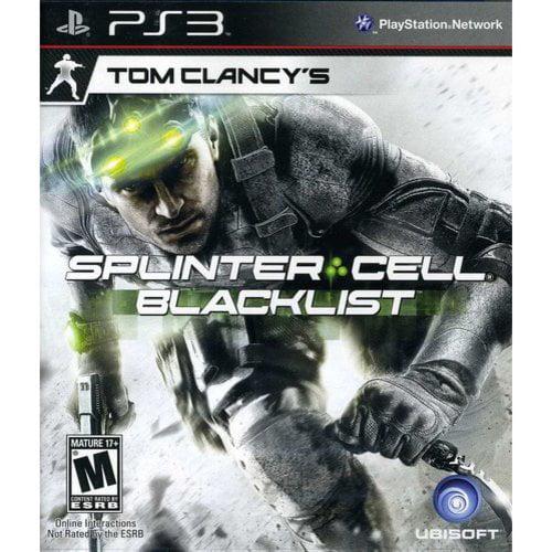 T C Splinter Cell Upper Echelon Ed (PS3)