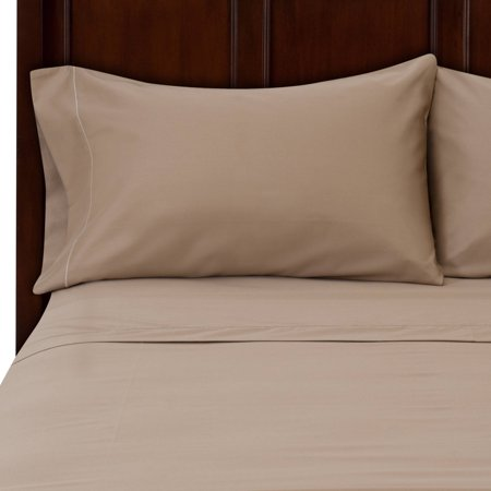 Hotel Style Egyptian Cotton 500 Thread Count Wrinkle-Free True Grip Bedding Sheet Set-Full