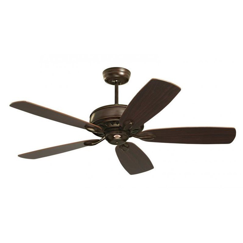 "Emerson Prima 52"" Ceiling Fan in Venetian Bronze"