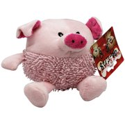 Squeeky Plush Pig Pet Toy