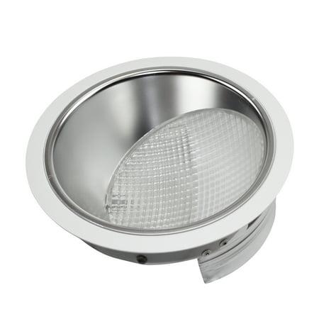 Lensed Wall Wash Trim (Cooper Lighting Portfolio 6