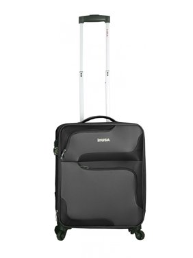 b7f108a2b7 Product Image InUSA 3D- City lightweight softside spinner 20 inch carry-on