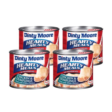 (4 Pack) Dinty Moore Chicken and Dumpling, 20 Ounce