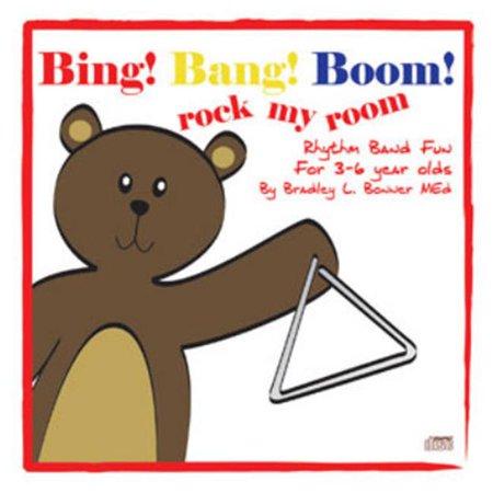 Rhythm Band Instruments BB214 Bing Bang Boom - Bing Bang