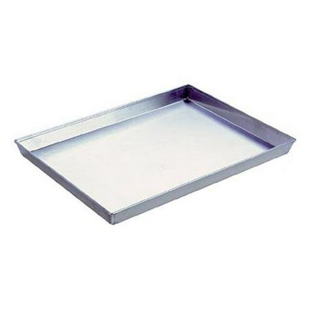 Aluminized Steel Baking Sheet  Splayed Sides 3 cm