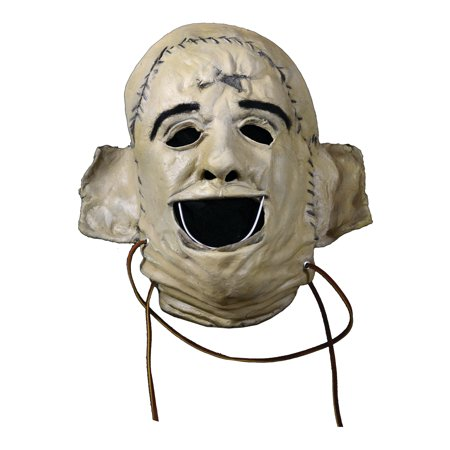 Trick Or Treat Studios The Texas Chainsaw Massacre: Leatherface Halloween Costume Mask - Leatherface Mask