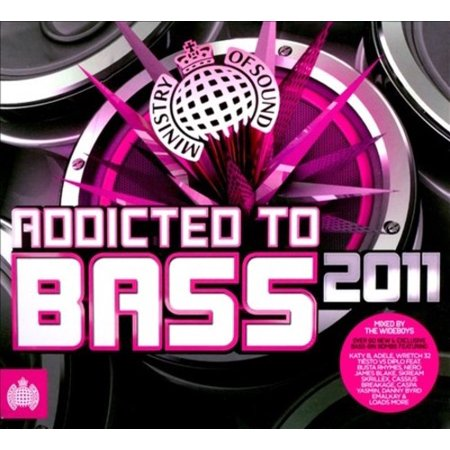 MINISTRY OF SOUND: ADDICTED TO BASS 2011