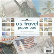 Paper House Double-Sided Scrapbook Paper