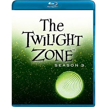 Twilight Zone Pinball - The Twilight Zone: Season 3 (Blu-ray)