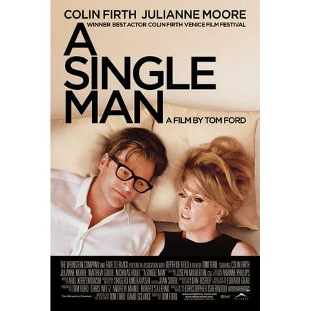 A Single Man (2009) 11x17 Movie Poster