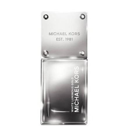 - Michael Kors White Luminous Gold Eau de Parfum Spray for Women, 1 oz