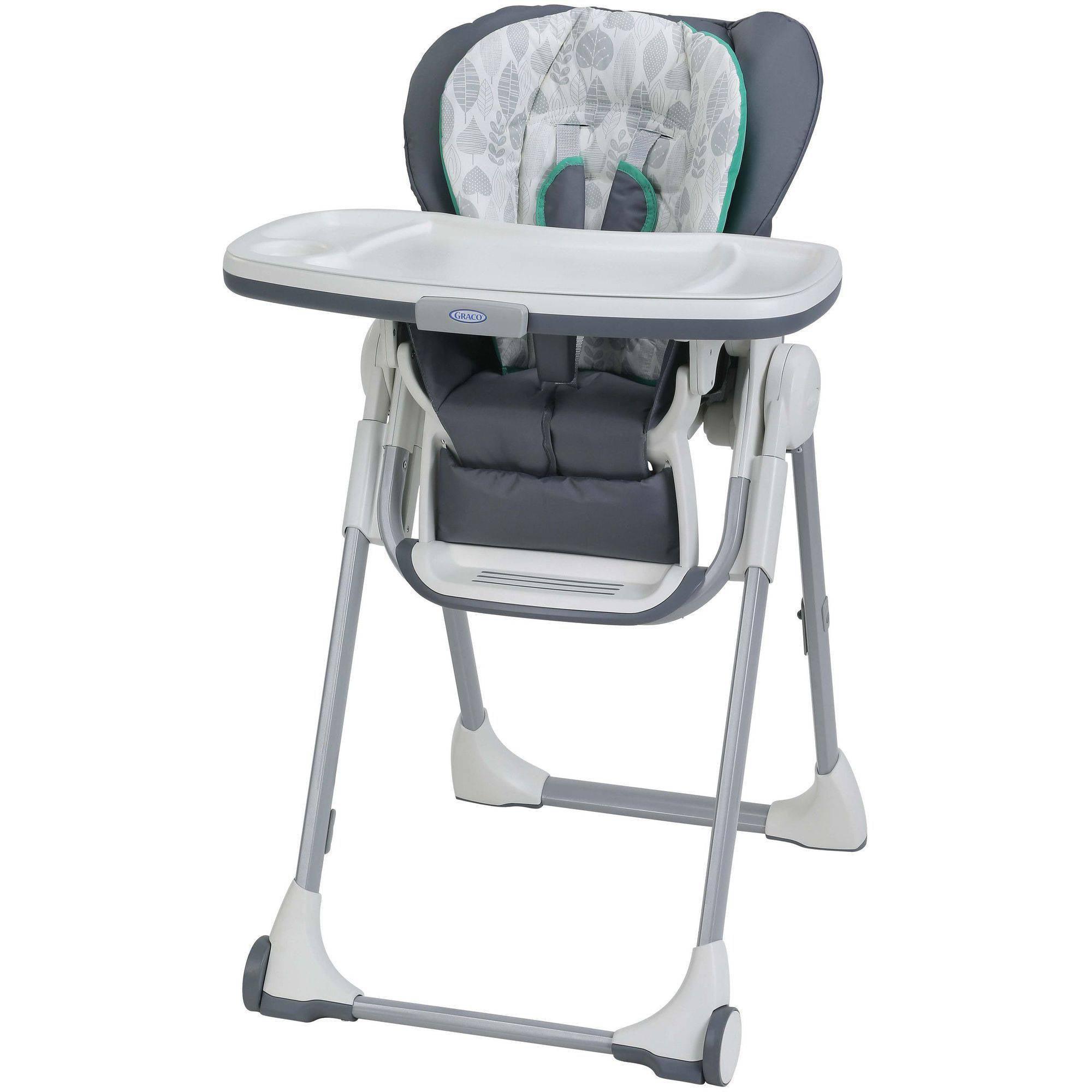Graco Swift Fold High Chair Briar Walmart