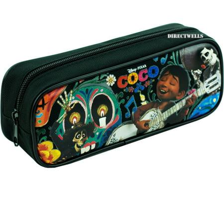 Disney Coco Black Pencil Case ()