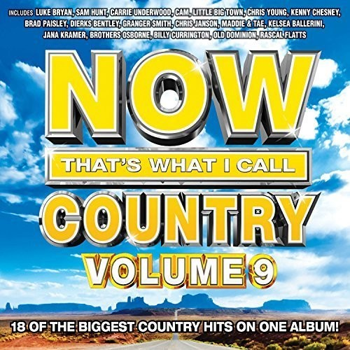Now That's What I Call Country, Vol. 9 - Walmart.com