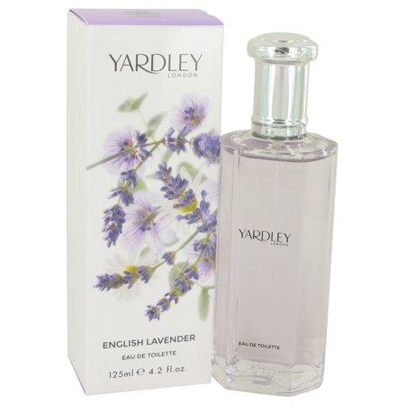 Yardley London Women's Eau De Toilette Spray (Unisex) 4.2