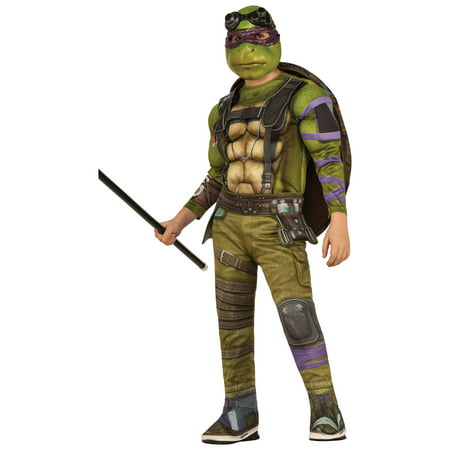 Teenage Mutant Ninja Turtles Boys Deluxe Moive Donatello for $<!---->