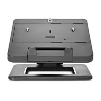 HP Dual Hinge II Notebook Stand - Notebook stand Computer Monitor Stand
