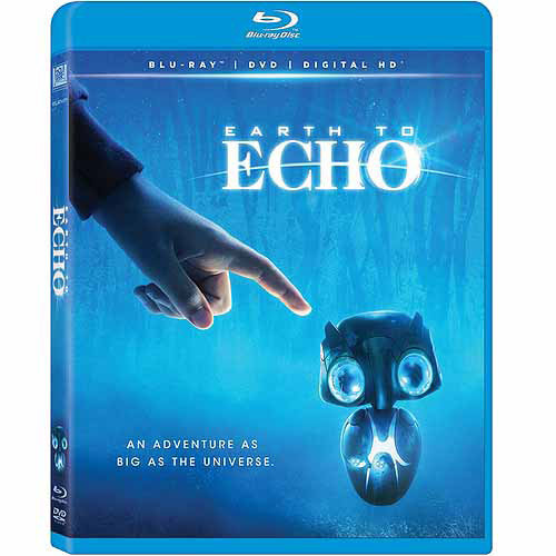 Earth To Echo (Blu-ray   Digital HD) (With INSTAWATCH) (Widescreen)