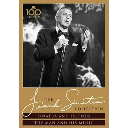 Frank Sinatra: Sinatra & Friends Plus Man & His Music (DVD)