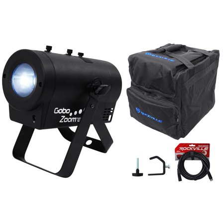 Chauvet DJ Gobo Zoom USB Custom Gobo Projector Light W/10