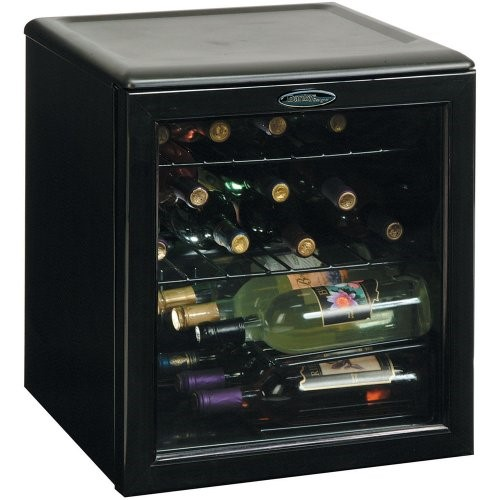 Danby DWC172BL 17 Bottle Wine Cooler