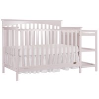 Dream On Me Chloe 5-in-1 Convertible Crib and Changer
