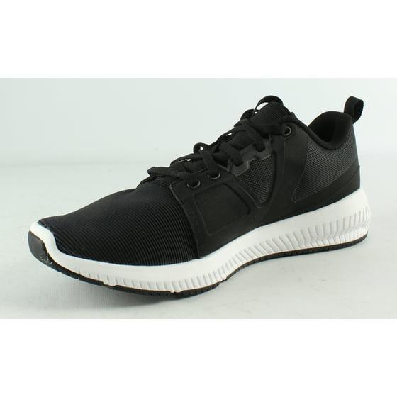 5a96e712f2f Reebok - Reebok Mens HYDRORUSH TR Black White Cross Training Shoes ...