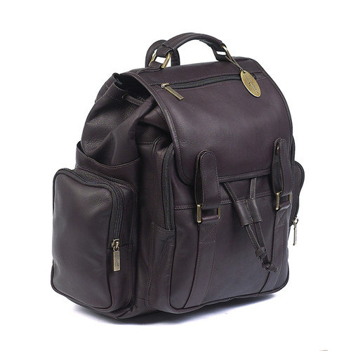 Claire Chase Jumbo Computer Back Pack