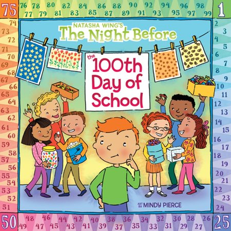 The Night Before the 100th Day of School - eBook](100th Day Of School Ideas For Kindergarten)